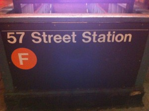 57th Street Station, New York